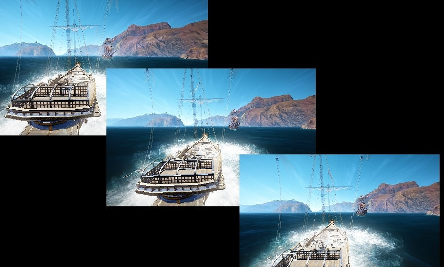 風と潮流と不具合と船員の探索と病気と健康回復と遠隔回収05