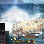 沈黙の海で幽霊船とか飢えたオーシャンストーカーを狩って船員のレベル上げ【黒い砂漠Part2692】