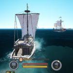 没落したベル海賊団の遺物なエフェリア高速艇に乗ってみた【黒い砂漠Part2690】