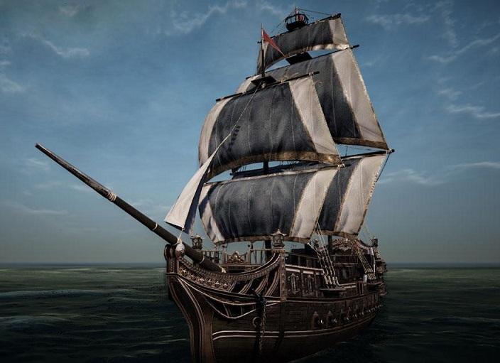 エフェリア重帆船