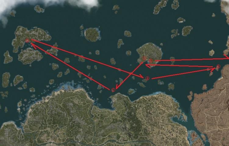 ハコバン島への大洋コインの物々交換にかかる時間は1時間20分でした【黒い砂漠Part2759】
