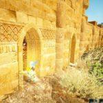 砂漠ナーガ神殿の壁すり抜けスポットにご注意を【黒い砂漠Part3028】