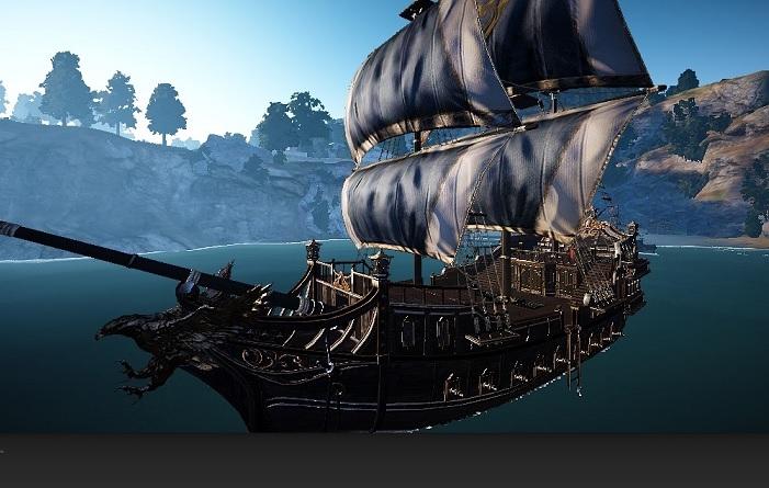 エフェリア重帆船ボランテが完成しました03
