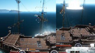 帆船スキルに一斉射撃と精密砲撃が追加されたのでいろいろ試してきた【黒い砂漠Part2971】