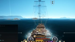 重帆船でベリヤとイリヤのグリフォン便と競争してみた結果【黒い砂漠Part3067】
