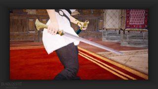 漆闇の小剣を作ってきたけど極バレスIと同程度の強さだった【黒い砂漠Part3051】