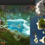 ザブオの鍬で取る海底洞窟の神秘的な真珠貝の位置【黒い砂漠Part3090】