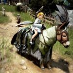 ロバ用グランベル馬具とクログダル馬具の材料と装備効果や性能について【黒い砂漠Part3086】