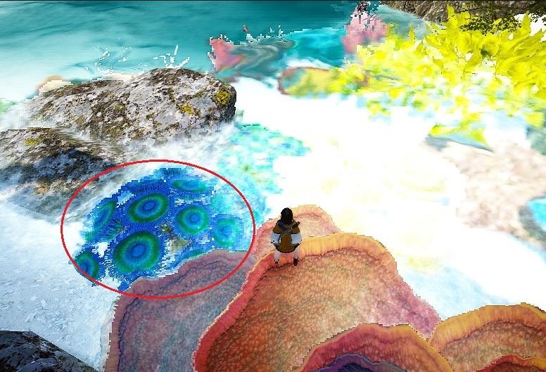 パプーかラッコか!イベントの詳細とグランディーハ島&パプアクリニ島の場所07
