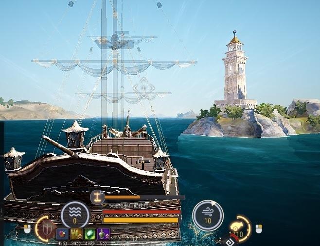 ルイバノ島に灯台なんかありましたっけ01