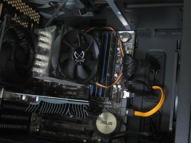 CPUファンをNoctua NF-A9-PWM入れ替えたら少しだけCPU温度下がりました02