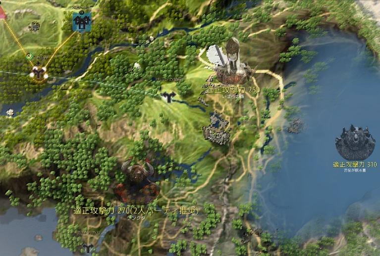 ツンクタでトゥーロ族をソロ狩りしてみた感想やDROP01