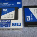 PC内部への埃侵入&発熱対策とか / WD Blueな1TBの内臓用SSDを購入